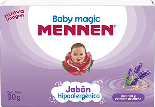 baby magic mennen talco fabricante Mennen