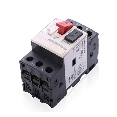 HOTPINK1 - Interruptor de protección del motor resistente al desgaste de la serie GV2ME, interruptor de potencia, arranque térmico del motor