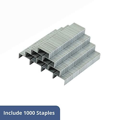 Mr. Pen- Stapler with Staples, Red Stapler, 1000 Staples, Staplers for Desk, Staplers Office, Office Stapler, Desk Stapler, Metal Stapler, Standard Stapler, Stapler and Staple, Stapler Office Supplies Photo #5