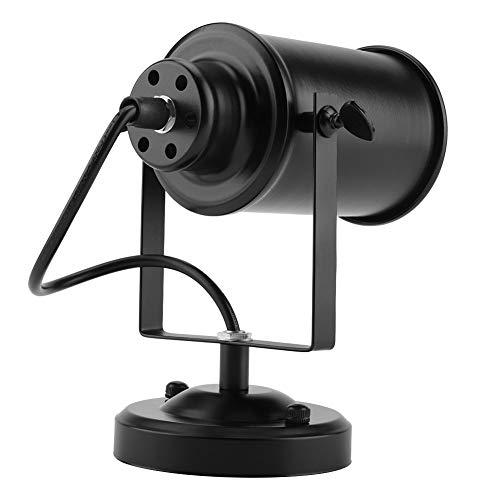 Ejoyous Aplique de Pared de Hierro Vintage, E27 Industrial Loft Aplique de Pared Ajustable Rústico Lámpara de Pared de Metal para Sala de Estar Café Restaurante Bar 220V