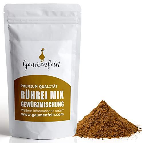 GAUMENFEIN® Rührei Gewürzmix Gemahlen - Gewürzmischung - 100% natürliche Premium Qualität - 250g
