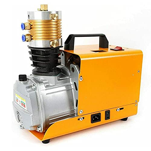 Compresor de aire de alta presión, 1800 W, bomba de aire de alta presión, 30 MPA, 4500 psi, bomba de compresor PCP, bomba para inflador