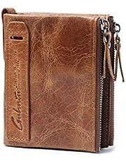 محفظة جلدية كاجوال متعددة الاستخدامات للرجال من جيوبنتيو دبليو 39