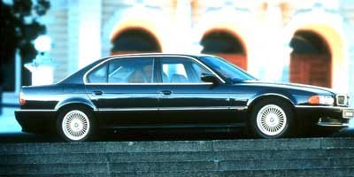 1998 bmw 740il transmission
