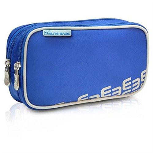 Elite Medical Isothermal Cool Bag for Diabetes Insulin (Blue)