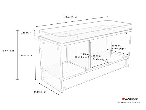 ClosetMaid-Cubeicals-3-Cube-Storage-Bench