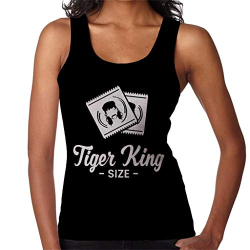 Tiger King Size Joe Exotische Condooms Damesvest