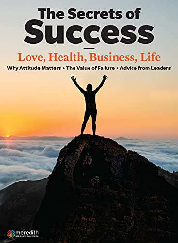 The Secrets of Success Front Cover