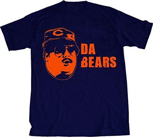 SNL Da Bears Navy T-shirt (X-Large)