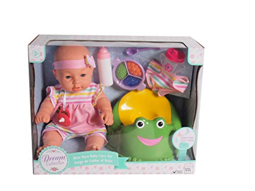 DREAM COLLECTION 16' Baby Doll Care Set with Potty