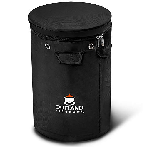 Outland Living Firebowl UV and Weather Resistant 740 Propane Gas Tank Cover with Stable Tabletop Feature, Fits Standard 20 lb Tank...