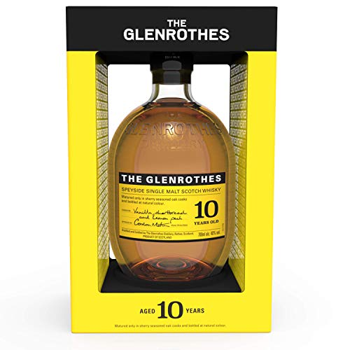 The Glenrothes Speyside Single Malt Whisky 10 Jahre (1 x 0.7 l)