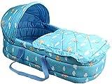 HJTLK Baby Nest,Premium-Qualität Krippen Stubenwagen Baby Liege Bett Neugeborene Reisebett Baby...