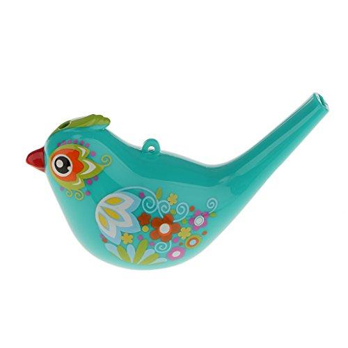 Juegos Musicales Dibujo Coloreado Silbato Pájaro de Agua Hora del Baño Niños