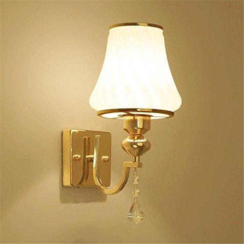 Applique Moderne Simple LED Lampe de Chevet Creative Chambre Salon Restaurant Salle D'étude Escalier Allée Hôtel Décoration Mur Lumière, R