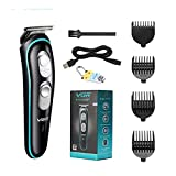 dailymall VGR Men Kids Pets Hair Trimmer Electric Shaver Set Hair Home Cutter