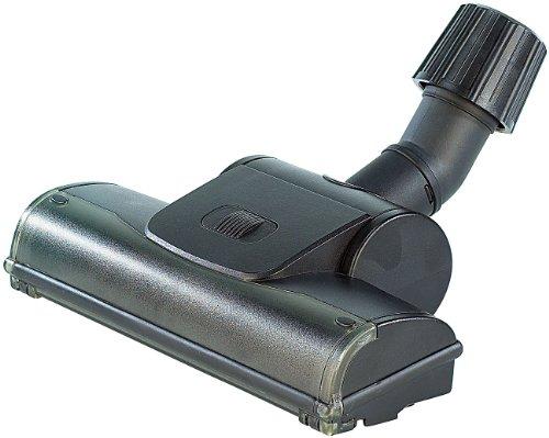 AGT Staubsaugerbürste: Universal-Staubsauger-Bürste mit rotierender Walze (Turbobürste)