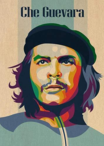 koushuiwa Impresión De Lienzo Cartel De Arte De Pared Che Guevara Paredes Modernas Decoración Imagen Obras De Arte Sin Marco A146 20X30Inch(50X75Cm)