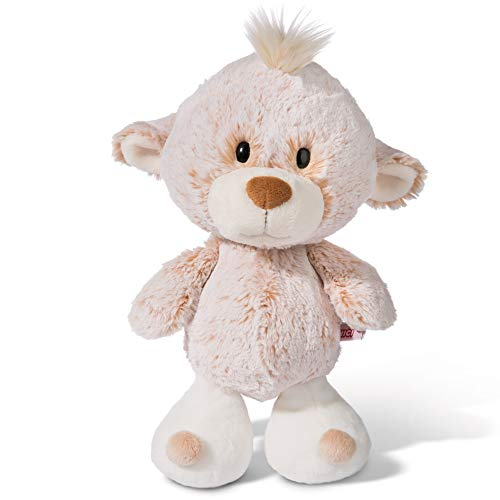 NICI Plüschtier Baby-Bär 35 cm – Teddybär Kuscheltier für Mädchen, Jungen & Babys – Flauschiges Stofftier zum Kuscheln, Spielen und Schlafen – Teddy-Bär Schmusetier für Kuscheltierliebhaber – 44475