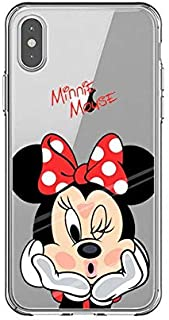 18d430b62c1 Fundas para iPhone 7 Plus / 8 Plus, Personajes Disney Mickey Mouse Minnie  Daisy Pato