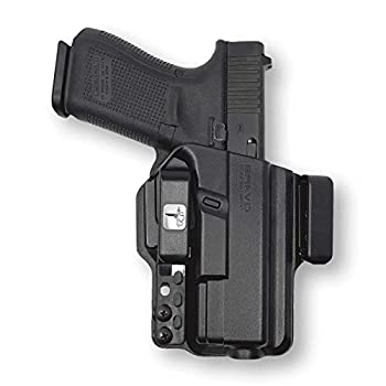 Holster for Glock 19 23 32  Gen 5 4 3  - IWB Holster for Concealed Carry / Custom fit to Your Gun - Bravo Concealment