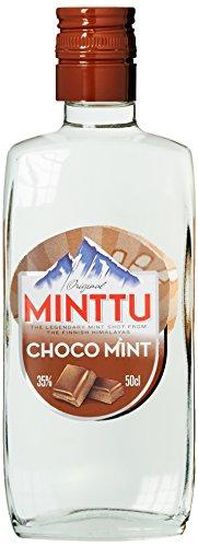 Minttu Choco Mint Liqueur (1 x 0.5 l)