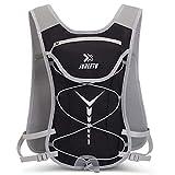 HunterBee Mochila de senderismo para ciclismo, mochila ligera de hidratación (sin vejiga), chaleco de carreras de maratón para mujeres y hombres