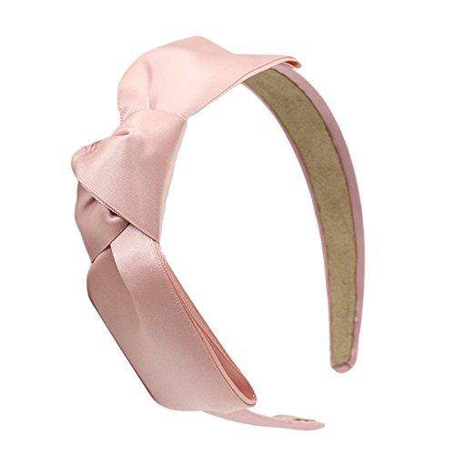 Demarkt haarbanden hoofdband haaraccessoires voor dames paars Medium roze