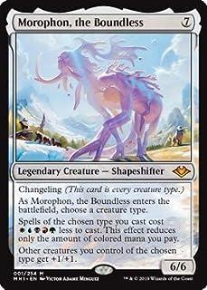 Magic: The Gathering - Morophon, The Boundless - Modern Horizons