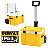 <span class='highlight'>DEWALT</span> DWST83281-1 TSTAK Cooler Box ON Wheels, Black