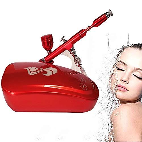Nano-gezichtsstoom, verwarmende ionen, mist en sauna Spa inhalator opening van mee-eters en acne.