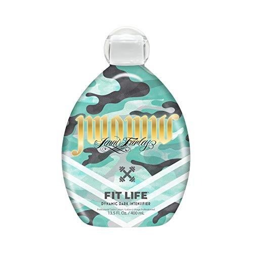 JWOWW Fit Life Dynamic Dark Intensifier Tanning Lotion