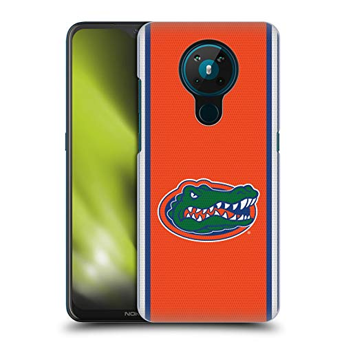 Head Case Designs Officially Licensed University of Florida UF Football Jersey Hard Back Case Compatible with Nokia 5.3