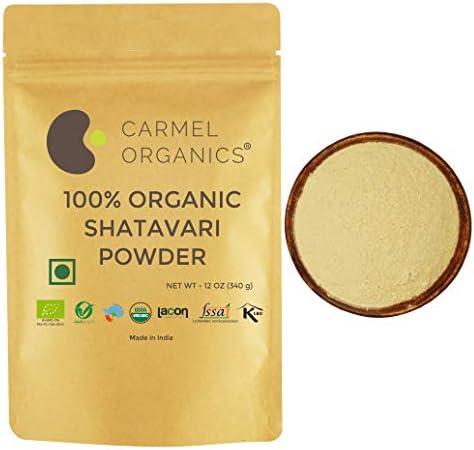 Organic Shatavari Root Powder Rejuvenates and Promotes Vitality 12 oz product image