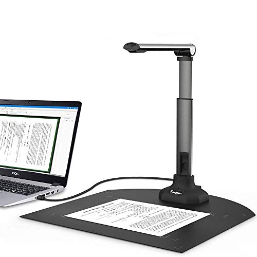 Review The Smart Portable Personal Scanner with OCR, Convert to PDF/Word/Tiff/Excel, Run On Windows&...