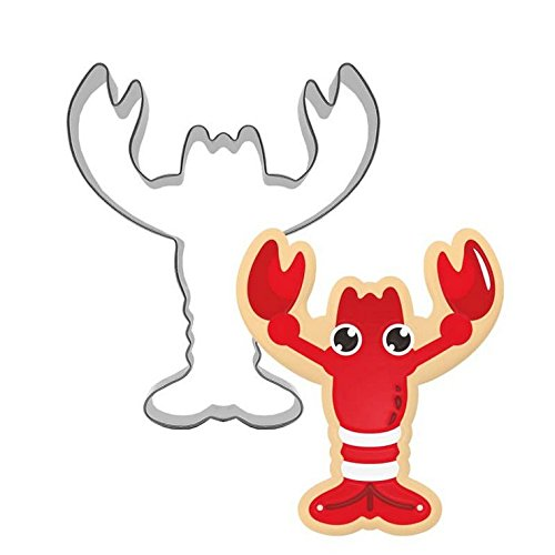 GXHUANG Lobster Cookie Cutter - Stainless Steel