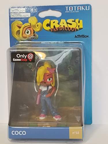 Totaku Collection: Crash Bandicoot - Coco Bandicoot Figure