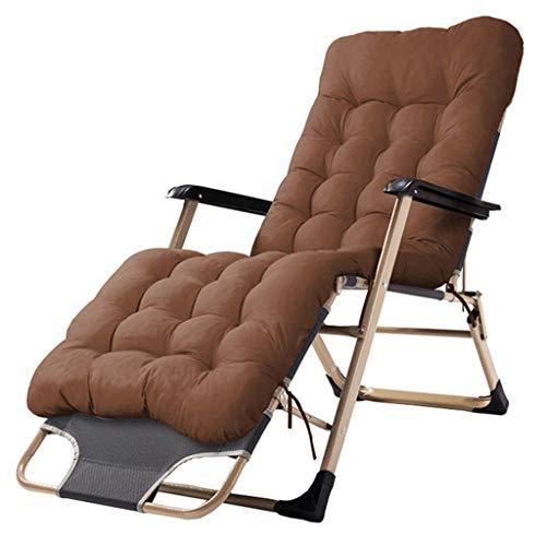 HYYK Sedie a gravità Zero   Sedie reclinabili Pieghevoli Regolabili con Patio Resistente con Cuscino   Sdraio da Giardino reclinabile Sedia da Giardino Yard Beach Garden Esterno, capacità 330LB -