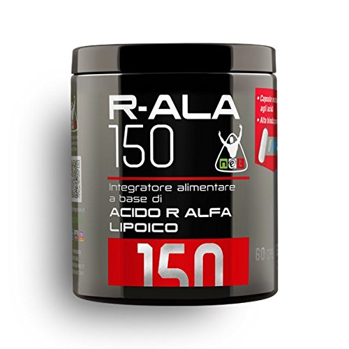 R-ALA 150 Acido Alfa Lipoico (60cps) NET Integratori
