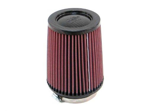 rp-4630K & N UNIVERSAL-Luftfilter, Karbonfaser-Top 3–1/5,1cm flg, 5–1/5,1cm B, 4–1/5,1cm T, 6–1/5,1cm H (Universal Air Filter)
