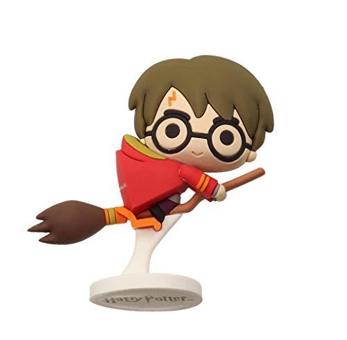 SD toys Nimbus Capa Roja Mini Figura Goma Harry Potter, Color (SDTWRN22310)