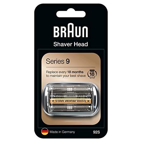 Braun Series 9 92S Elektrischer Rasierer Scherkopfkassette – Silber