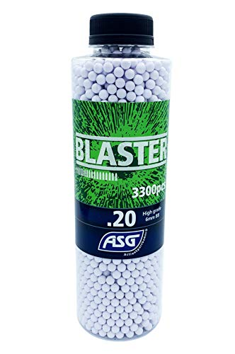 Blaster 0.2 Gram 3300 BBs In Bottle