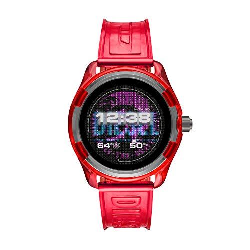 Smartwatch Rojo  marca Diesel