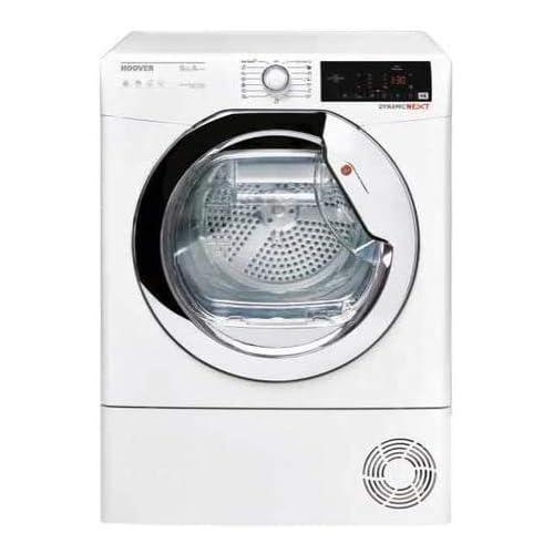 Hoover DX H9A3TCEX-S Asciugatrice, 9 kg, 69 dB(A), Bianco