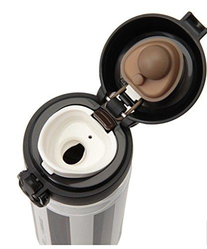starbuckscoffeeスターバックスコーヒー限定ハンディーステンレスボトルストライプ(500ml)