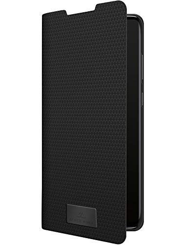 Black Rock - Hülle Booklet Klapphülle Hülle Passend für Samsung Galaxy S20 FE 5G | The Standard Handyhülle, 360 Grad Cover, Magnet Verschluss (Schwarz)