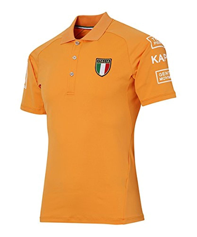 [カッパゴルフ] MENS KC712SS11 半袖シャツ