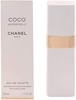Chanel Coco Mademoiselle Eau De Toilette Refillable Spray,