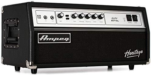 Review Ampeg HSVT-CL Heritage 300-watt Bass Amplifier Head